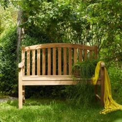 Banc de jardin en teck